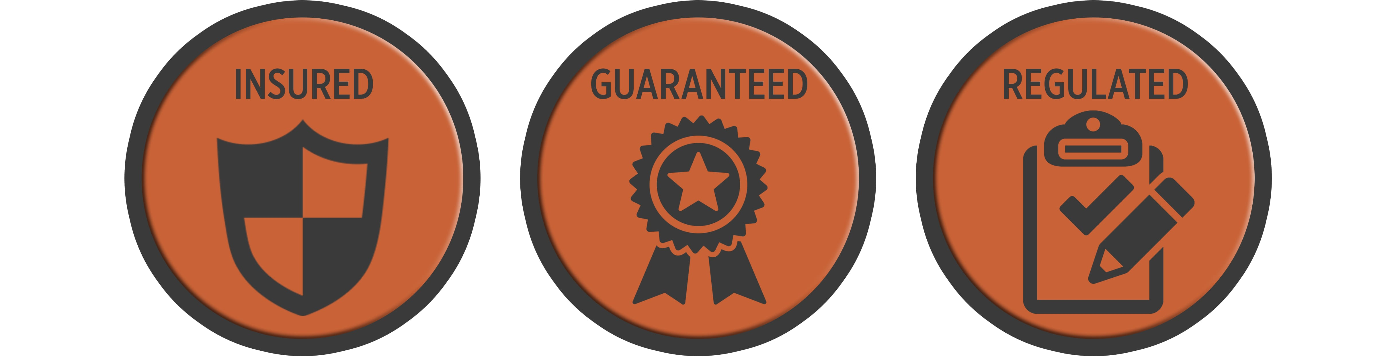 Grenda Builders - image Insured-Guaranteed-Regulated on http://grendabuilders.com